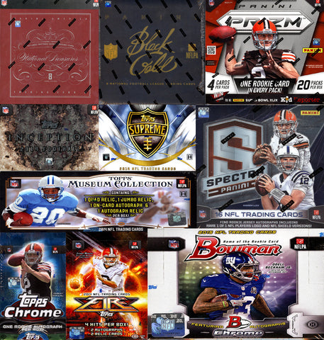 NFL 10-box Mixer - Random Teams