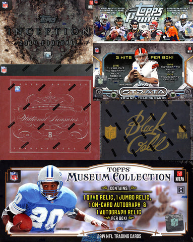 NFL 6-Box Mixer! - Random Teams