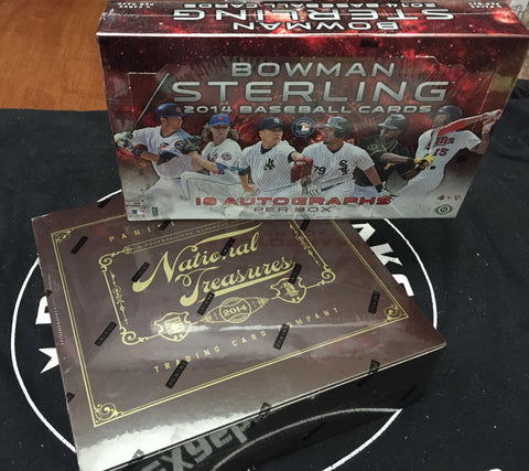MLB 2-box Mixer - Random Teams