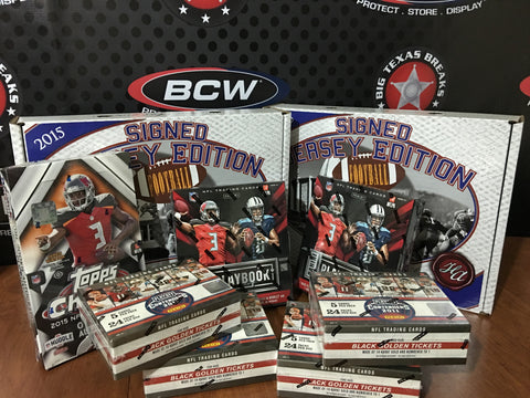NFL 9-box Mixer - Random Teams