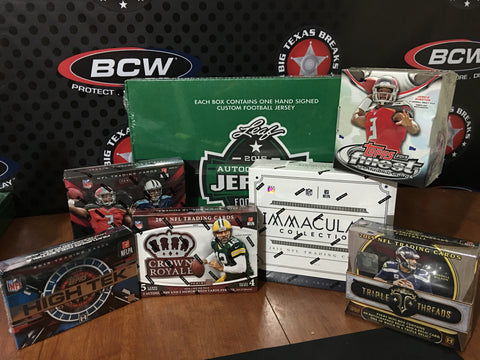 NFL 7-box Mixer - Random Teams