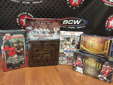 MLB 6-box Mixer - Random Teams