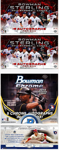 MLB 4 BOX MIXER
