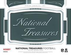 #2 2018 National Treasures FB 4-box Case Break - Random Teams (32 Total Spots)