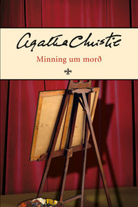 Minning um more <br><small><I>Agatha Christie</i></small></p>