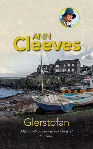 Glerstofan<br><small><i>Ann Cleeves</i></small></p>