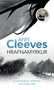 Hrafnamyrkur<br><small><i>Ann Cleeves</i></small></p>