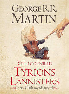 Grín og snilld Tyrians Lannisters <br><small><I>George R.R. Martin</i></small></p>