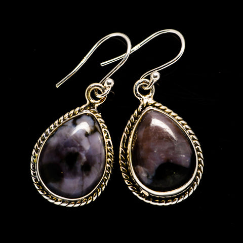 Gabbro Earrings handcrafted by Ana Silver Co - EARR392759