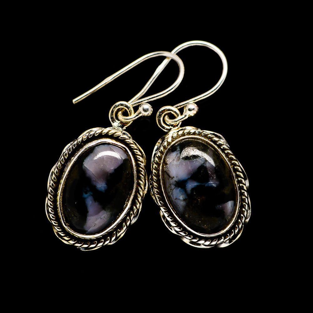 Gabbro Earrings handcrafted by Ana Silver Co - EARR394004