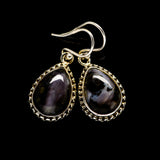 Gabbro Earrings handcrafted by Ana Silver Co - EARR394123