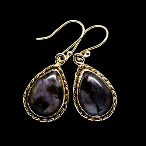 Gabbro Earrings handcrafted by Ana Silver Co - EARR394233