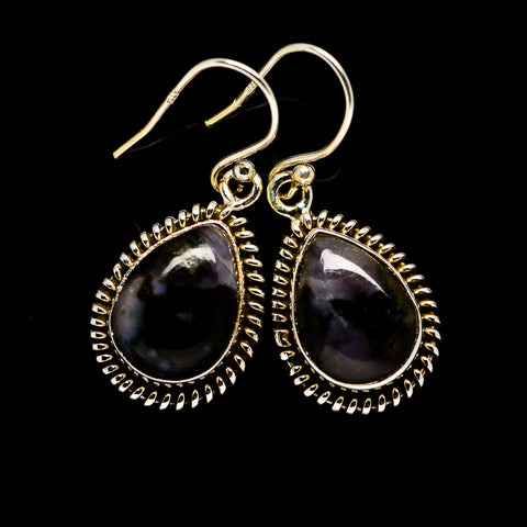 Gabbro Earrings handcrafted by Ana Silver Co - EARR394325