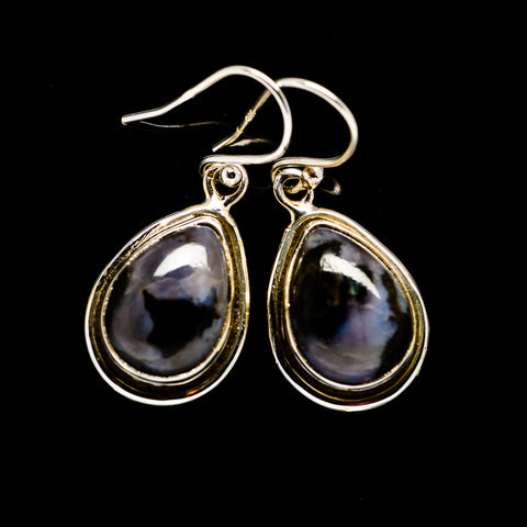 Gabbro Earrings handcrafted by Ana Silver Co - EARR394392