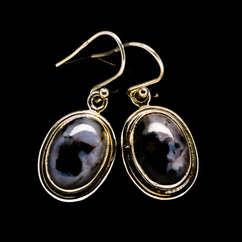 Gabbro Earrings handcrafted by Ana Silver Co - EARR394399