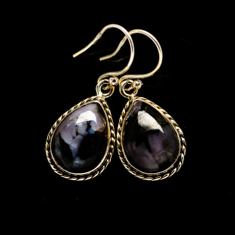 Gabbro Earrings handcrafted by Ana Silver Co - EARR394513