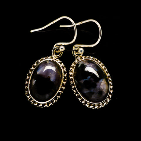 Gabbro Earrings handcrafted by Ana Silver Co - EARR394534