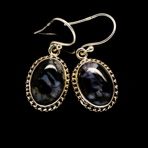 Gabbro Earrings handcrafted by Ana Silver Co - EARR394581