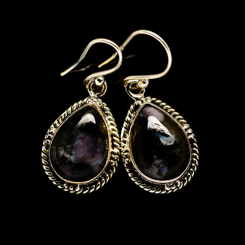 Gabbro Earrings handcrafted by Ana Silver Co - EARR394623