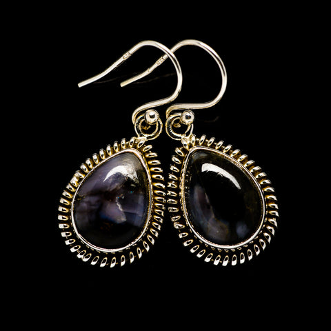 Gabbro Earrings handcrafted by Ana Silver Co - EARR394723