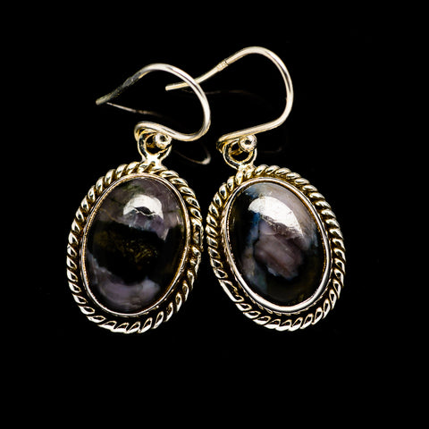 Gabbro Earrings handcrafted by Ana Silver Co - EARR394760