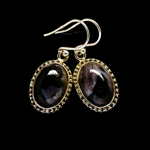 Gabbro Earrings handcrafted by Ana Silver Co - EARR394924