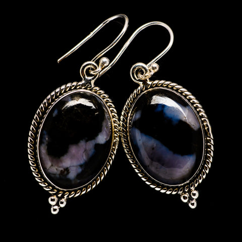Gabbro Earrings handcrafted by Ana Silver Co - EARR395151
