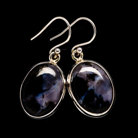 Gabbro Earrings handcrafted by Ana Silver Co - EARR395330