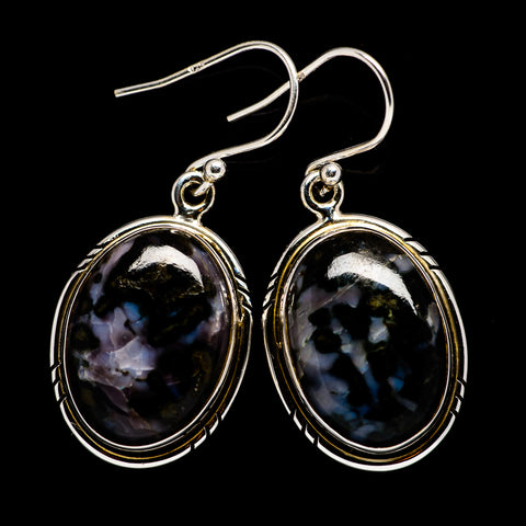 Gabbro Earrings handcrafted by Ana Silver Co - EARR396245