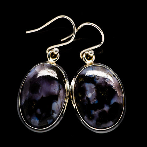 Gabbro Earrings handcrafted by Ana Silver Co - EARR396288