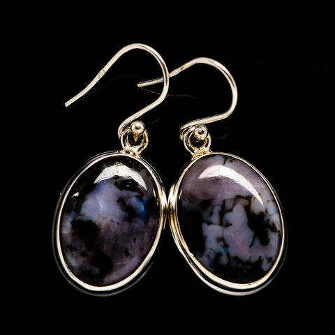 Gabbro Earrings handcrafted by Ana Silver Co - EARR396420