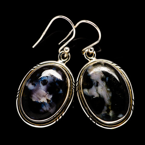 Gabbro Earrings handcrafted by Ana Silver Co - EARR396753