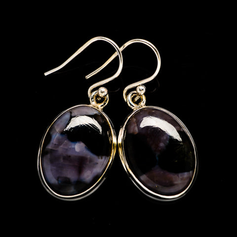 Gabbro Earrings handcrafted by Ana Silver Co - EARR396766