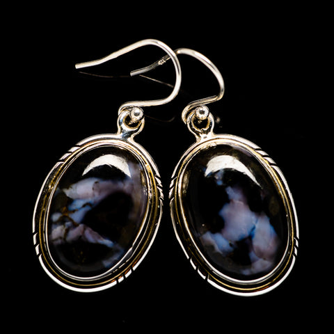 Gabbro Earrings handcrafted by Ana Silver Co - EARR397078