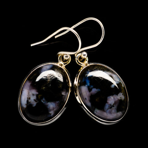 Gabbro Earrings handcrafted by Ana Silver Co - EARR398825