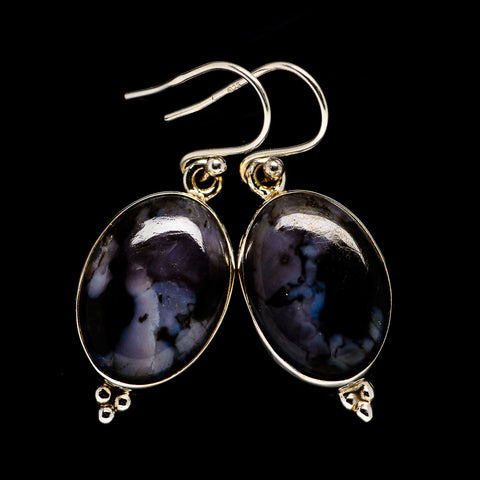 Gabbro Earrings handcrafted by Ana Silver Co - EARR399014