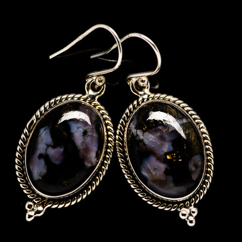 Gabbro Earrings handcrafted by Ana Silver Co - EARR399313