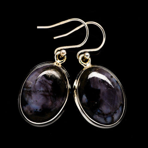 Gabbro Earrings handcrafted by Ana Silver Co - EARR399384