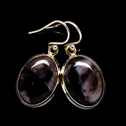 Gabbro Earrings handcrafted by Ana Silver Co - EARR399427