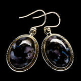 Gabbro Earrings handcrafted by Ana Silver Co - EARR399596