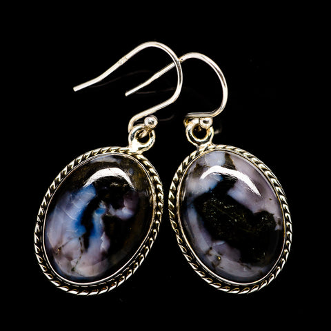 Gabbro Earrings handcrafted by Ana Silver Co - EARR399603