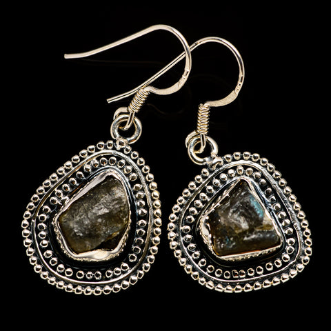 Labradorite Earrings handcrafted by Ana Silver Co - EARR401965