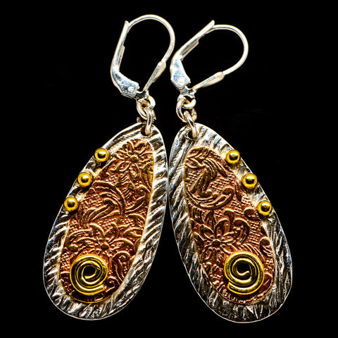 Engraved Earrings handcrafted by Ana Silver Co - EARR403562