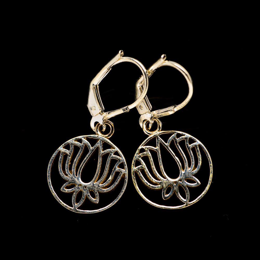 Engraved Earrings handcrafted by Ana Silver Co - EARR402823
