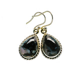 Gabbro Earrings handcrafted by Ana Silver Co - EARR394428
