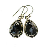 Gabbro Earrings handcrafted by Ana Silver Co - EARR394606