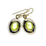 Peridot Earrings handcrafted by Ana Silver Co - EARR405595