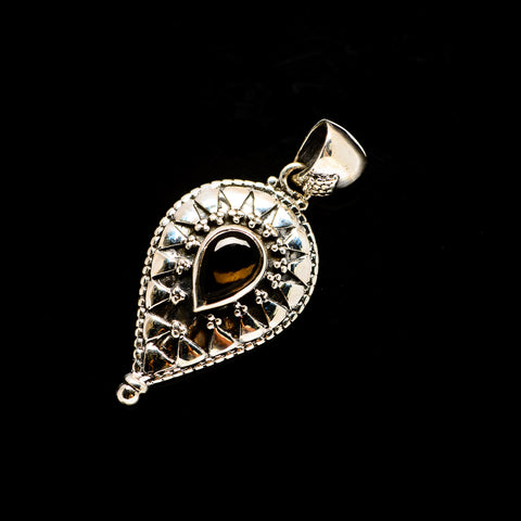Citrine Pendants handcrafted by Ana Silver Co - PD731409
