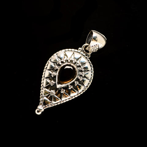 Citrine Pendants handcrafted by Ana Silver Co - PD731615