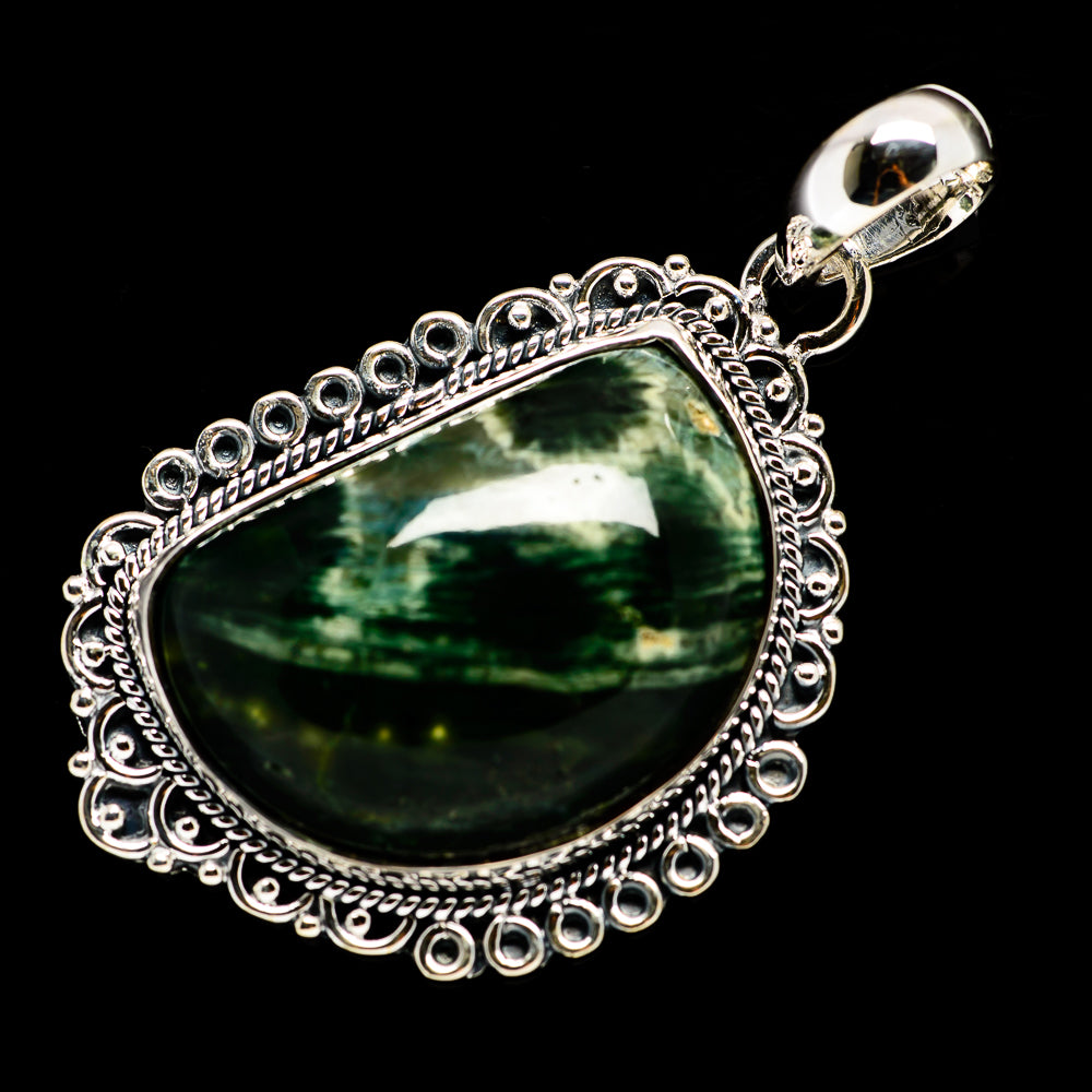 Ocean Jasper Pendants handcrafted by Ana Silver Co - PD709645